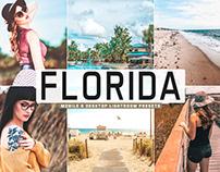 Free Florida Mobile & Desktop Lightroom Presets