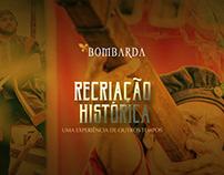 Bombarda Historical Recreation // Graphic Design