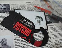 Press Kit - Psycho (Psicose)