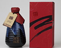 奥淳山庄酒系列产品包装创意设计