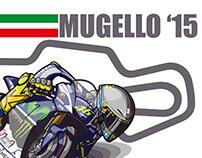 Valentino Rossi 46 Mugello'15 Edition