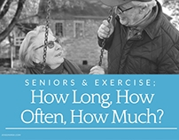 Seniors & Exercise, How Long, How Often, How Much?