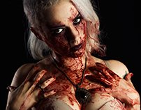 Photography - Bloody Halloween