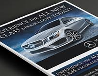 Mercedes Benz of Laguna Niguel Online Banners