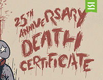 Ice Cube's Death Certificated 4 Talenthouse