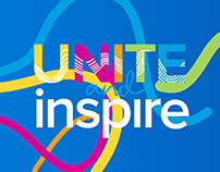 United and Inspire: Logo Animation
