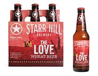 Starr Hill Brewery   Brand Refresh