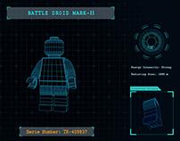FUI: LEGO Character