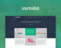 Uxmidia Indentity and Responsive Website