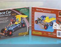 Toy Packaging: Series Branding, Design
