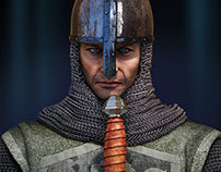 Scholastic - King Arthur images for Storyworks magazine