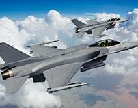 Lockheed Martin F-16 V
