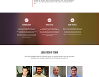 One Technologies | Responsive Website Redesign