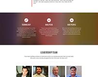 One Technologies | Responsive Website Redesign