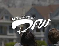 Anywhere in DFW Redesign