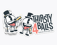 Thirsty 4 Balls Korean Billiard Bar