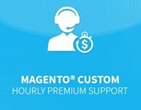 Magento Custom Hourly Premium Support