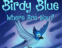 Birdy Blue Kids Book