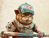 War Cats - #01
