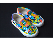 Bucketfeet Kiddie Customs