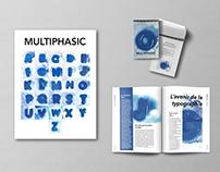 Typographie : Expérimentation sur les états.