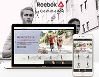 Reebok TR E-Commerce Website - 2015 [RND]