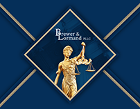 Home page concept of Attorney