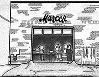 Barista KC at Marcell Coffee