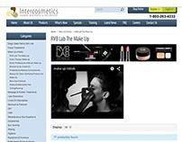 Intercosmetics Website