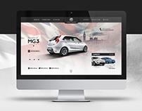 MG Perú - Web Site
