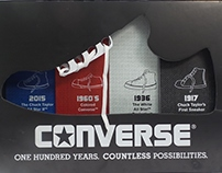 Converse Countertop Display