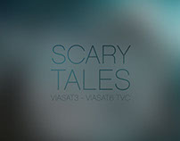 SCARY TALES - Series premier campaign