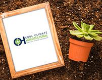 Cool Climate Horticultural Logo Design