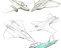 Aircraft - Sketches