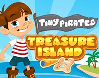 Tiny Pirates - Treasure Island