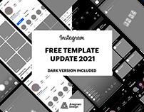 Free Instagram Mockup 2021