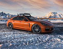 // Porsche Tequipment - Winter