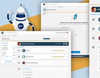 govWorks Customer Dashboard Concept