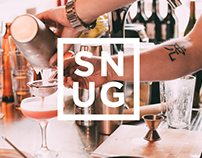 Snug Lounge Brand Personality & Website