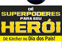 Karcher - PDV Dia dos Pais