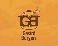 Gastrô Burgers - Identidade Visual