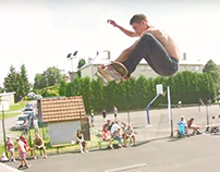 Skate contest - Video