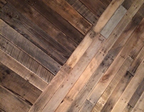 Wood furnishings