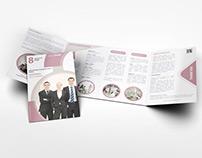 Roll Fold Brochure Mockup V2