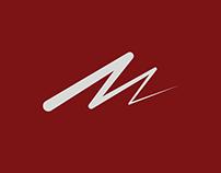 Logo design for Mercado Legal Group.