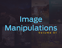 Image Manipulations Vol 1