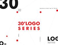 30'Logo Series [logofolio]