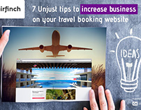 7 Unjust Tips To Increase Business On Your Travel Booki