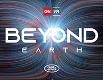 """CNN VR's """"Beyond Earth"""""""
