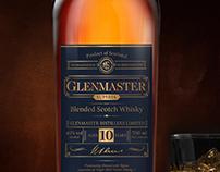 Whiskey labels design